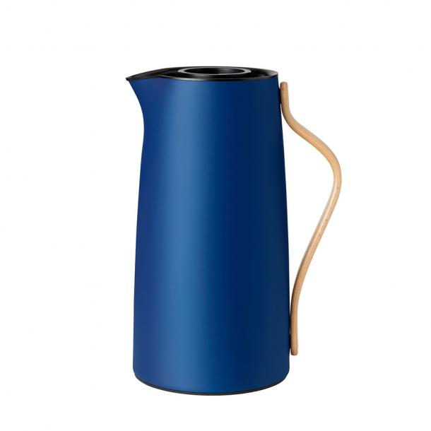 Stelton Emma Termokande Kaffe Soft Dark Blue 1,2 liter
