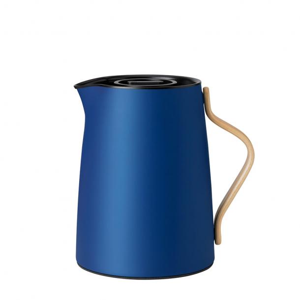 Stelton Emma Termokande Te Soft Dark Blue 1,0 liter