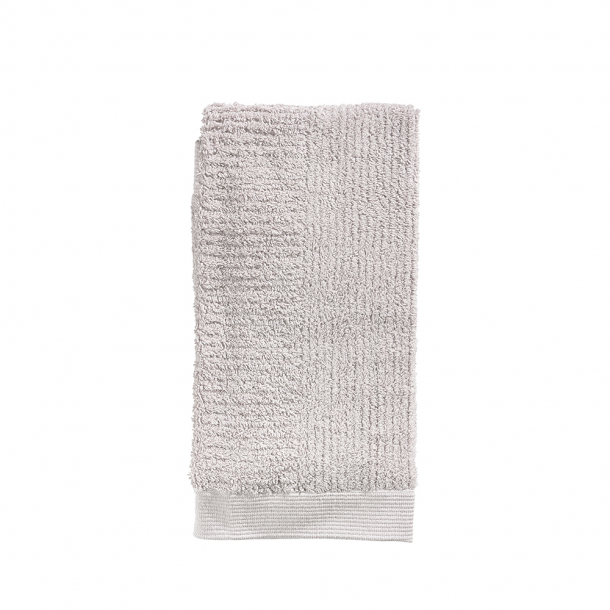 Zone Classic Håndklæde Soft Grey 100 x 50 cm.
