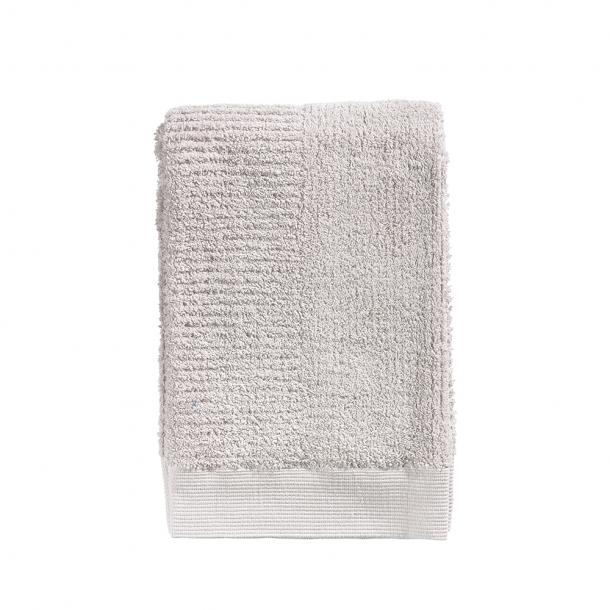Zone Classic Håndklæde Soft Grey 140 x 70 cm.