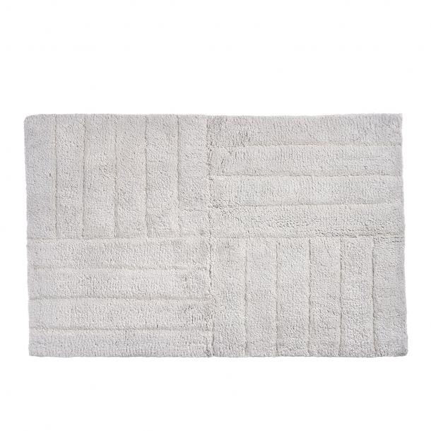 Zone Classic Bademåtte Soft Grey 80 x 50 cm.