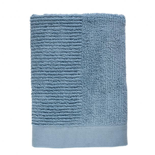 Zone Classic Håndklæde Blue Fog 140 x 70 cm.
