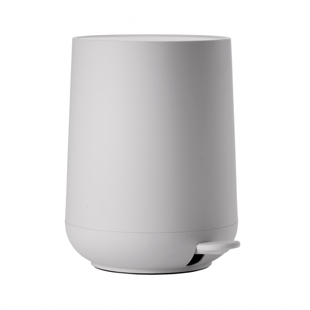 Zone Nova Pedalspand Soft Grey 3 liter