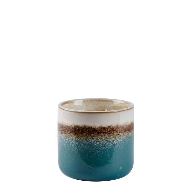 Villa Collection Duftlys Cotton Blossom Aqua/sand